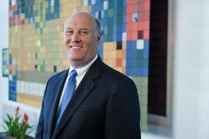 Steve Revnew, senior vice president of product innovation at Sherwin-Williams and author or In the Know: The Difference Between Antimicrobial, Antibacterial and Microbicidal Coatings.