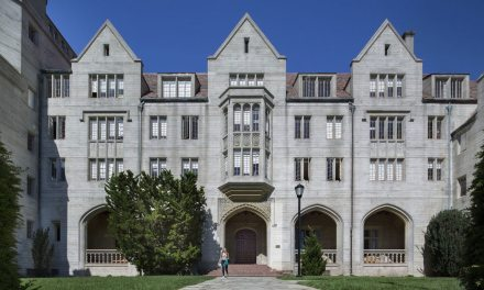 Historic Bowles Hall earns LEED Silver