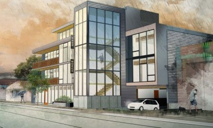 Point B Inc. develops mixed-use building in Portland