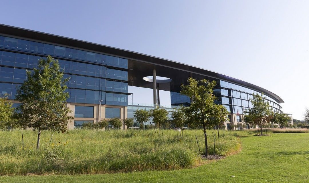 Toyota headquarters campus takes 'The LEED' in Texas
