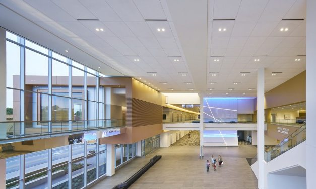 LMN Architects expands and renovates the Greater Columbus Convention Center
