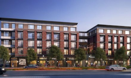 EAH Housing, transit-oriented affordable housing community, breaks ground