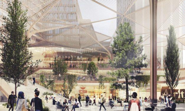 Bedrock unveils plans for $2.1 billion Detroit development projects