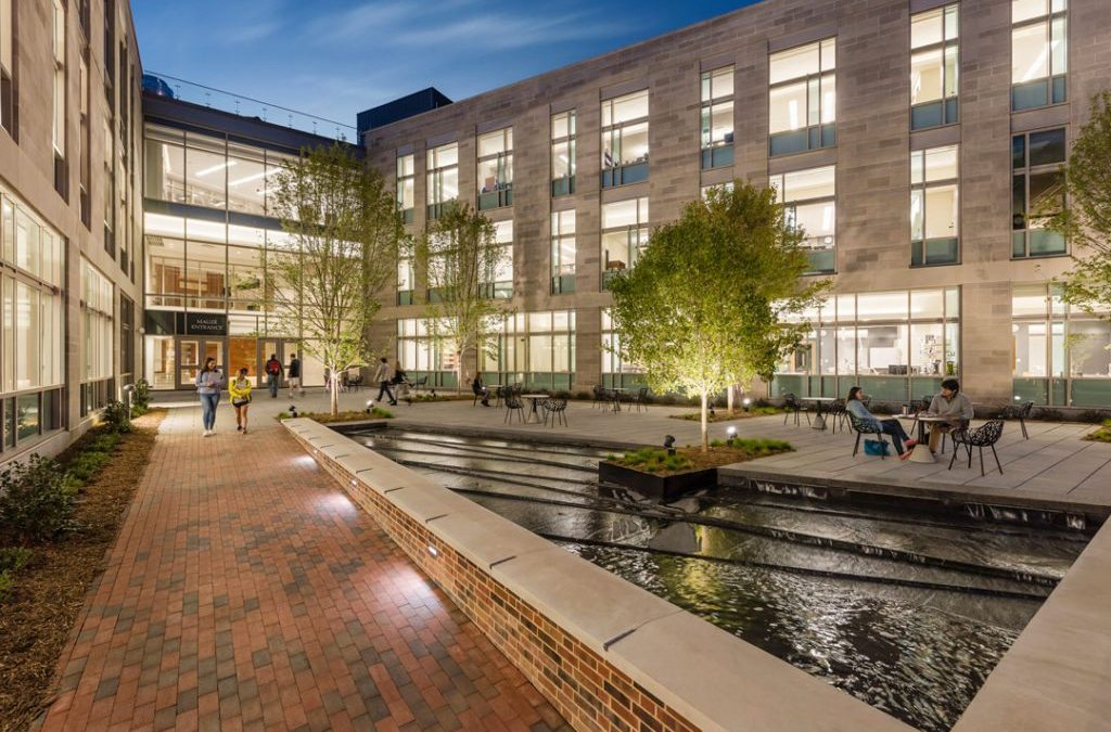 Shepley Bulfinch Completes Interdisciplinary Science Center at Davidson College