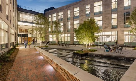 Shepley Bulfinch Completes Interdisciplinary Science Center at Davidson College
