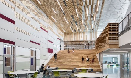 New Learning Center Design Receives Project of Distinction Award