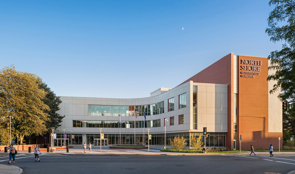 Shepley Bulfinch Transforms North Shore Community College with Design of 39,000 SF Addition