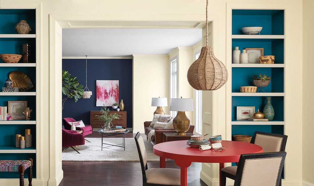 The color trends driving design in 2018