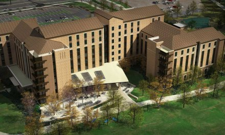 Construction Underway on New Williams Village East Residence Hall Designed by KWK Architects