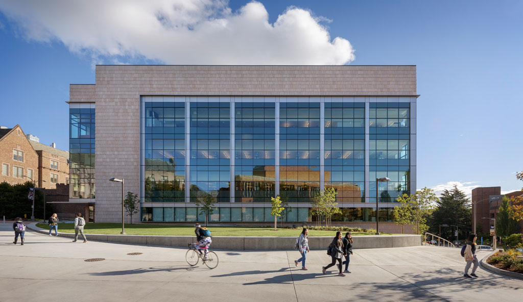 University of Washington's new NanoES building meets design, schedule and budget goals with Wausau's unitized curtainwall