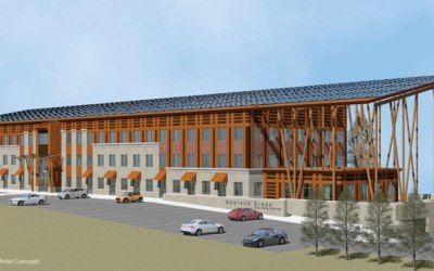Howland Green introduces the first Net Positive Energy office building in Canada
