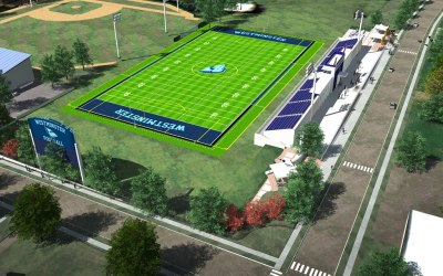 KWK Architects Designing New $3.5 Million Athletic Stadium at Westminster College in Fulton, MO