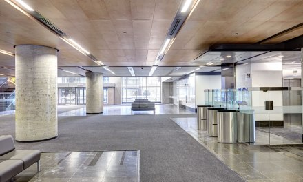 Rockfon LEED v4 Solutions Guide shares ceiling solutions for sustainable building projects