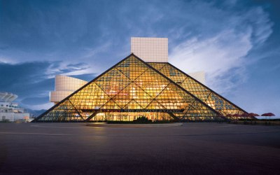 Rock & Roll Hall of Fame and Museum in Cleveland improves energy efficiency with  3M™ Sun Control Window Film Prestige Exterior Series