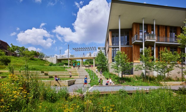 Frick Environmental Center Achieves Prestigious Living Building Challenge Certification