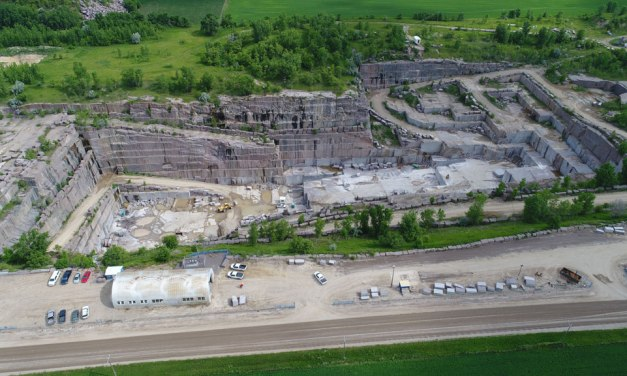 Coldspring® Announces Gold Certification of Milbank Quarry