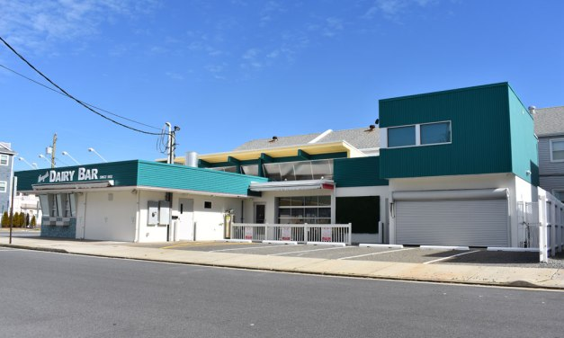 Margate Dairy Bar & Burger: Adding on to the Past