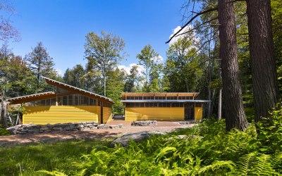 Camp Havaya Eco-Village, Pocono Mountains, Pa.