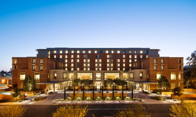 UCLA Luskin Conference Center sets a high bar for hospitality sustainability, features Wausau's windows, doors and curtainwall