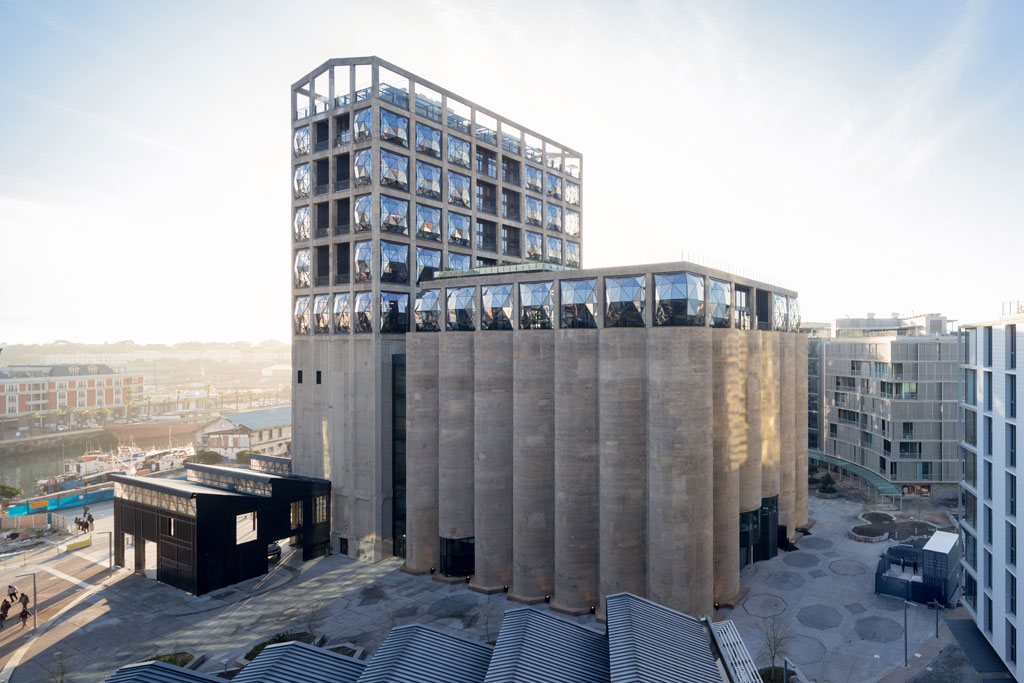 Zeitz MOCAA by Heatherwick Studio located in Cape Town, South Africa. Photo credit: © Iwan Baan
