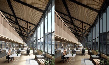 Halio Smart-Tinting Glass Selected for Major Renovation Project in Brussels