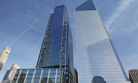 3 World Trade Center Opens for Business