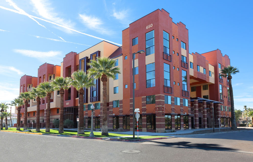 Outstanding Affordable Developer Builder / Developer: Urban Living on 2nd - Native American Connections, Phoenix, Arizona. Photography: © Babe's Photos, www.BabesPhotos.com