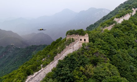 Intel Technology Aids in Preserving the Great Wall of China