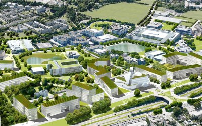 Steven Holl Architects wins University College Dublin's Future Campus Competition