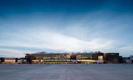 Luis Vidal + architects' London Heathrow Terminal 2 leads the way as first airport in the world to obtain BREEAM Excellent