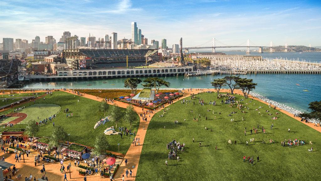 San Francisco Giants Select Tishman Speyer as Partner on Mission Rock Development Project
