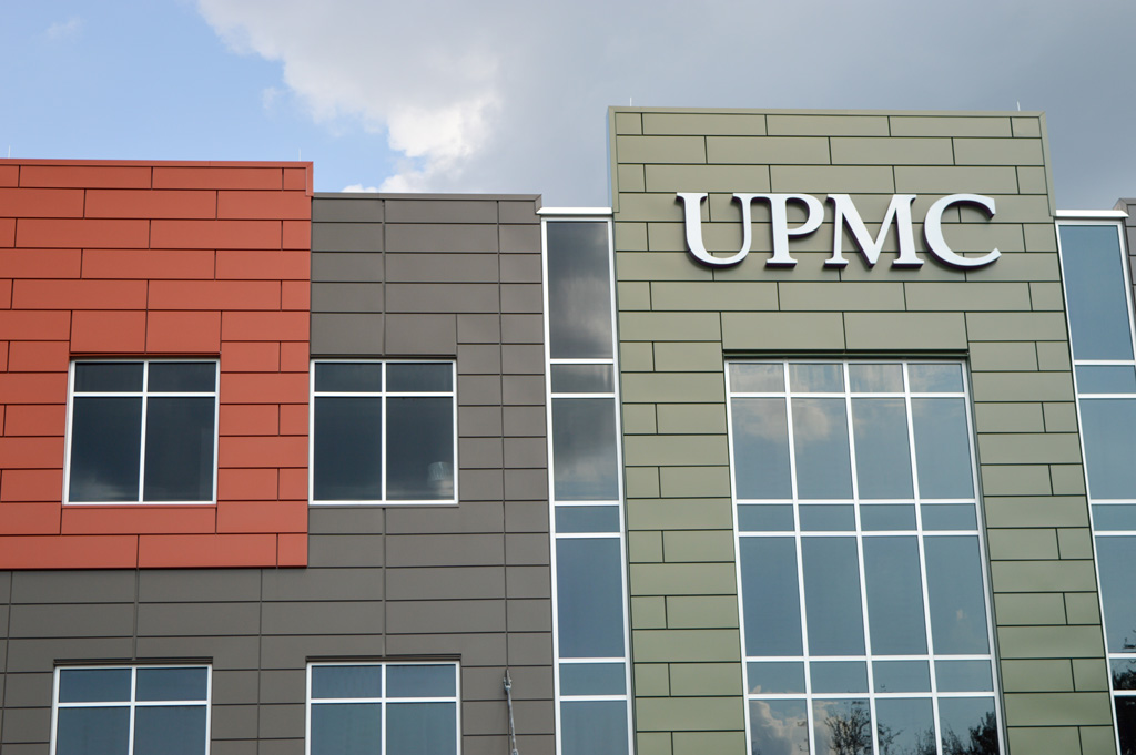 UPMC Outpatient Center; Ebensburg, PA. Photo Credit: Josh Younger (IMETCO)