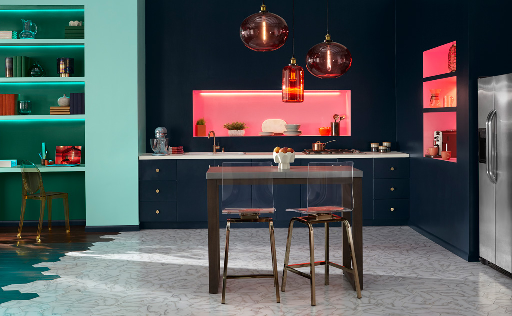HGTV HOME™ by Sherwin-Williams Announces Its 2019 Color Collections of the Year