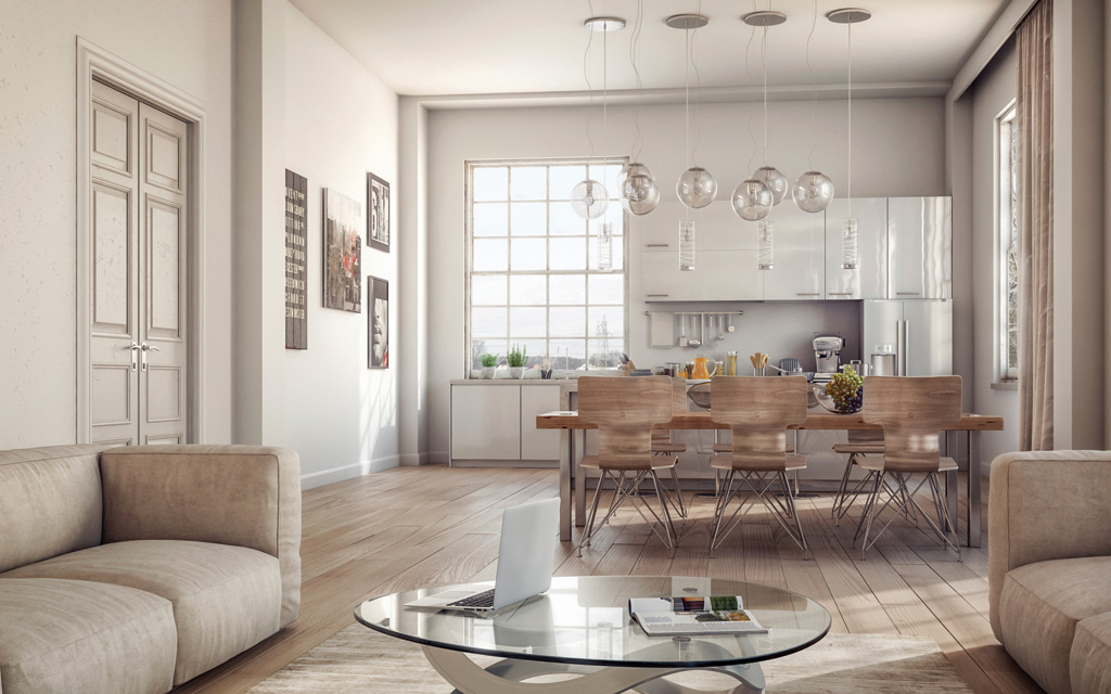 PPG's 2019 multi-family color trends