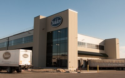 Dresdner Robin Completes Engineering Work on $25M Baldor Specialty Foods Headquarters Expansion