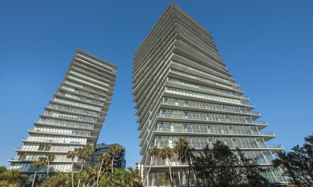 Grove at Grand Bay withstands Hurricane Irma with help from PPG Duranar fluoropolymer coatings