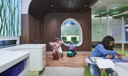 Stantec wins prestigious interior design award for SickKids WAV PlayPark