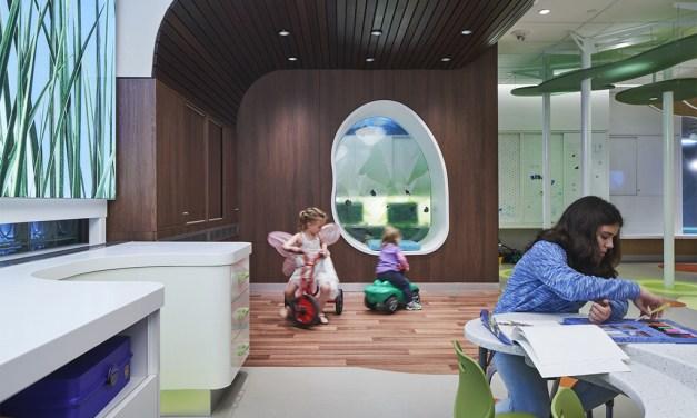 Stantec wins prestigious interior design award for SickKids WAV PlayPark