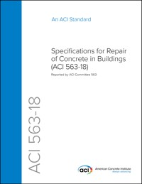 ACI 563-18: Specifications for Repair of Concrete in Buildings