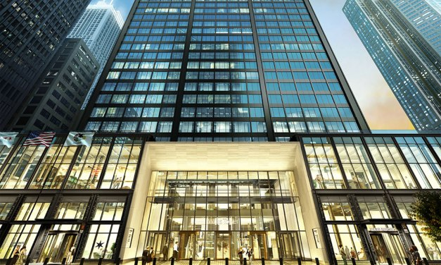 Willis Tower receives LEED Certification for sustainability achievements