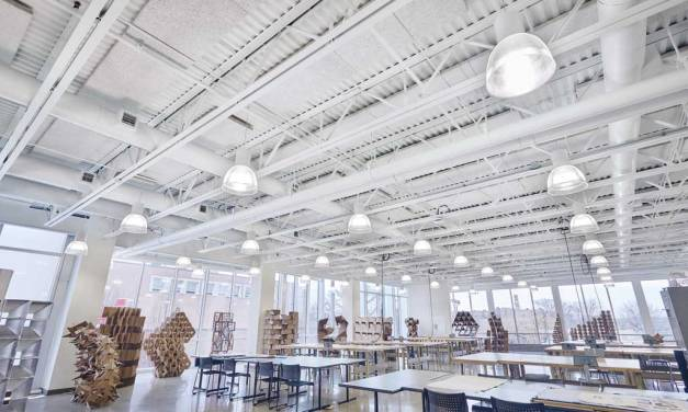 Tectum® Ceiling and Wall Panels first and only acoustical solution to achieve Living Product Challenge Imperative Certification