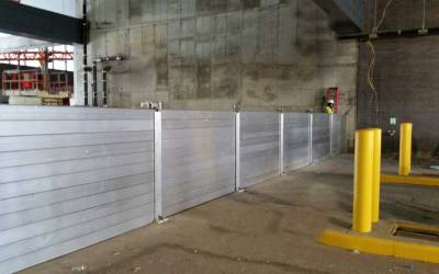 PS Flood Barriers™ introduces new HydroDefense™ Flood Plank Wall System