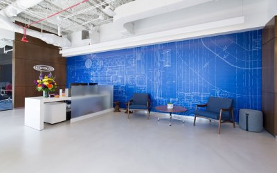 ESD's new headquarters demonstrates sustainable design with CertainTeed Gypsum