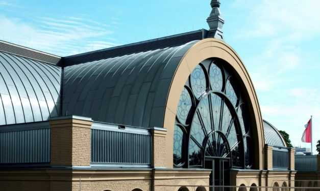 RHEINZINK zinc roofing can provide up to 80 years of service and timeless aesthetics