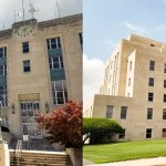 Western Specialty Contractors cleans, restores limestone façade of historic Decatur courthouse