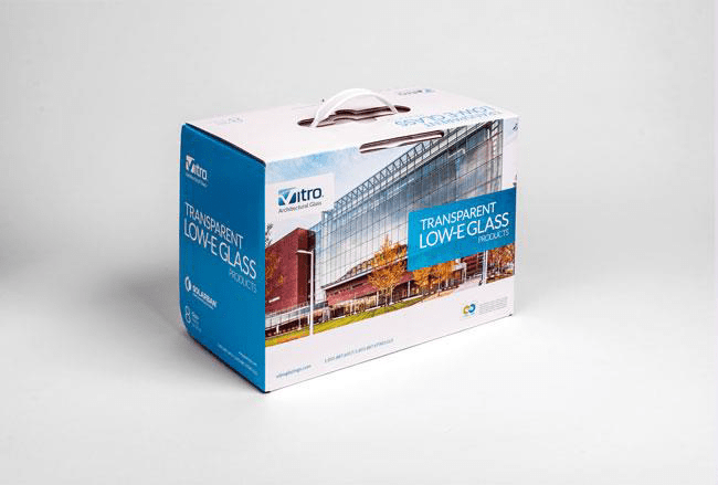 Vitro Architectural Glass's new transparent low-e glass kit contains insulating glass units (IGUs) with Solarban® coatings on clear, Acuity™ low-iron and Starphire Ultra-Clear® glass substrates.