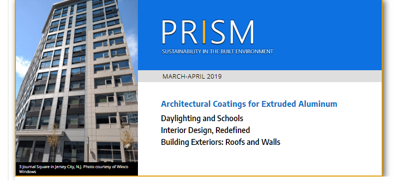 PRISM Sustainability in the Built Environment