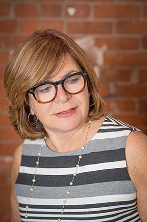 Rosalyn Cama, FASID, EDAC, president of CAMA, Inc.