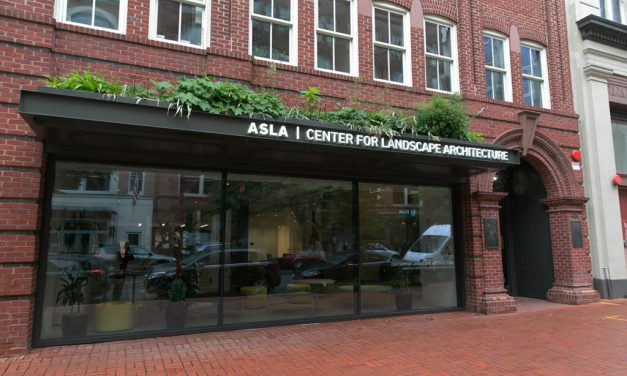 Sustainable Design Excellence: ASLA Center for Landscape Architecture in Washington, D.C.