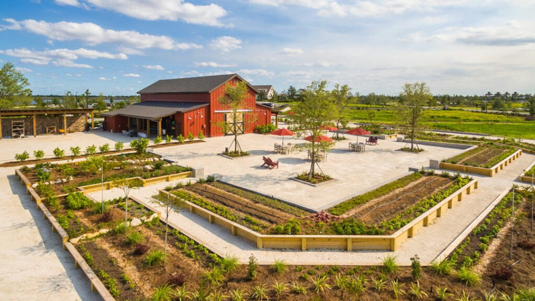 The Arden Farm and Barn. Courtesy of Freehold Communities